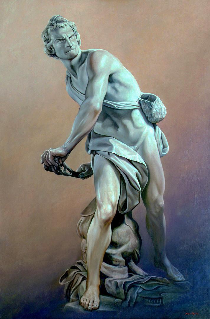 Tribute to Bernini - Omaggio a Bernini