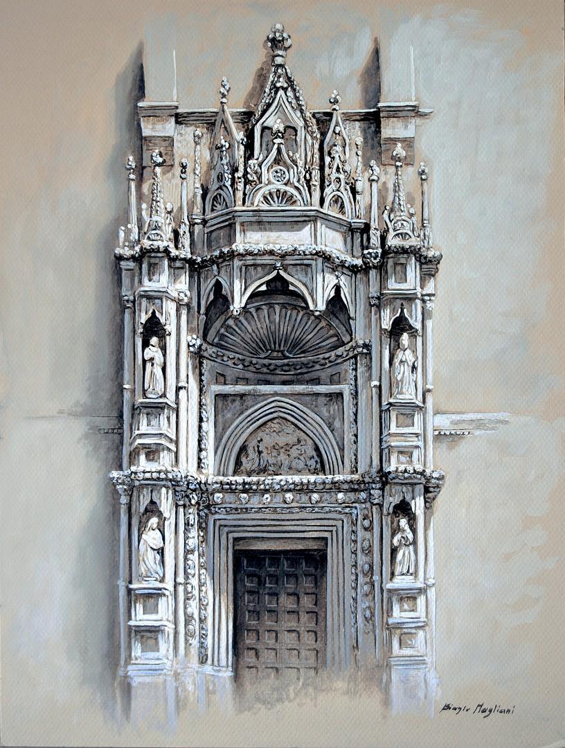 Francis Church Stairs - Francesco Chiesa Scale