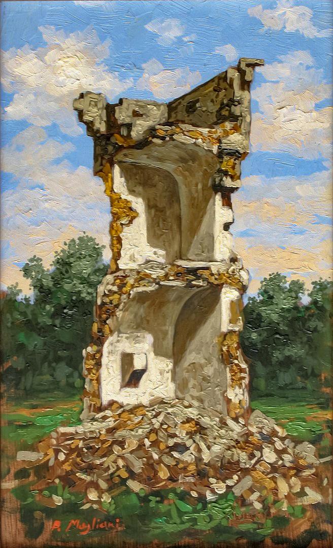 Slaves' Tower - Torre degli Schiavi