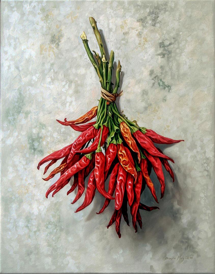 Chili Peppers - Peperoncini